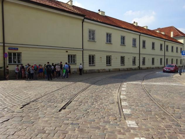 Warschauer Ghetto