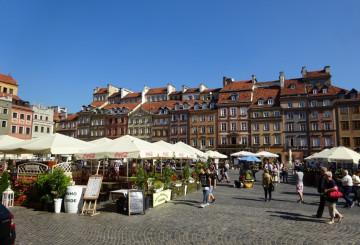 Warschau in 24 Stunden