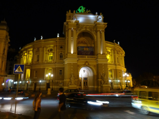 Opernhaus von Odessa