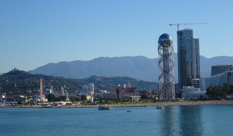 Skyline von Batumi