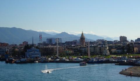 Hafen von Batumi