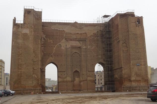 Ali-Sha-Festung