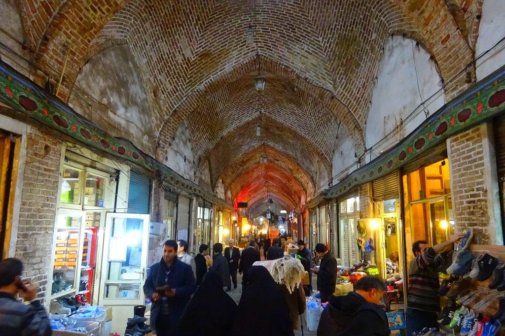 Basar von Tabriz