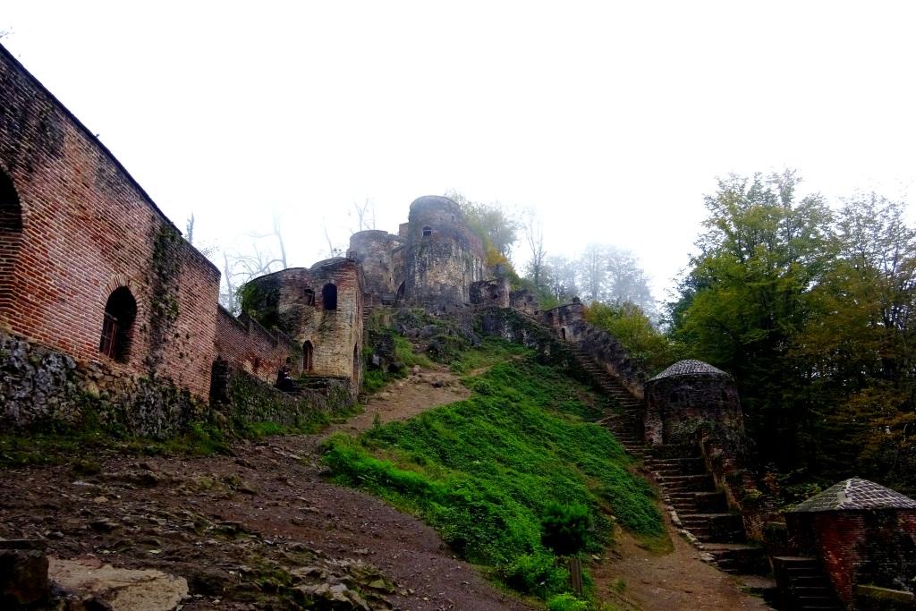 Rudkhan-Festung