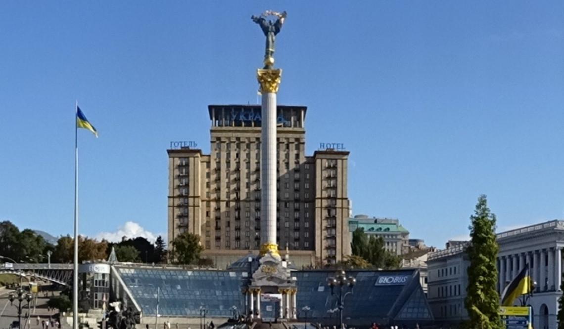 Stippvisite Ukraine – Kiew