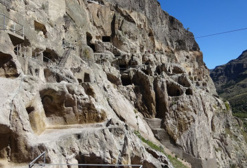 Höhlen in Georgien