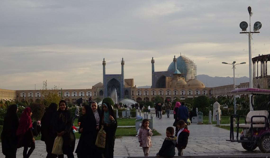 Isfahan – die halbe Welt