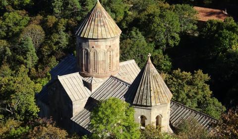 Kloster Sapara bei Achalziche