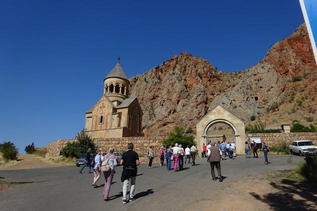 Noravank Kloster