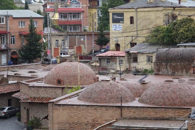 Schwefelbäder in Tiflis
