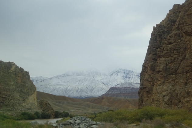 Landschaft Iran