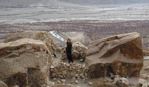 Auf der Suche nach den Petroglyphen
