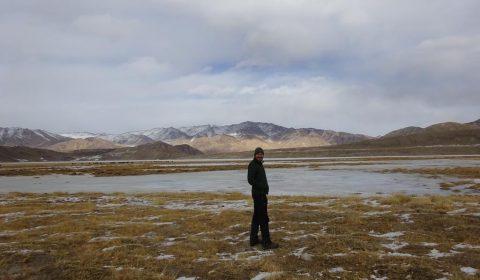 Blick auf den Bulunkul See