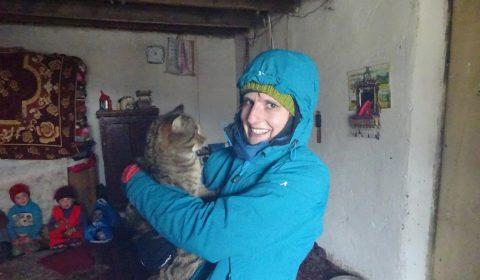 Tabea und die Hauskatze