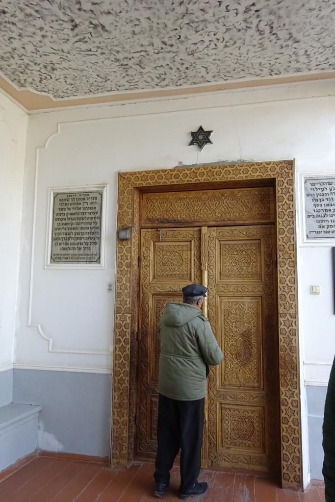Gumbaz Synagoge in Samarkand