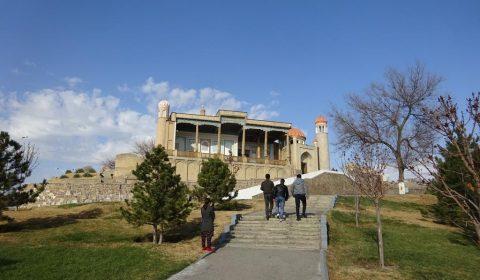 Hazrati Khizir in Samarkand