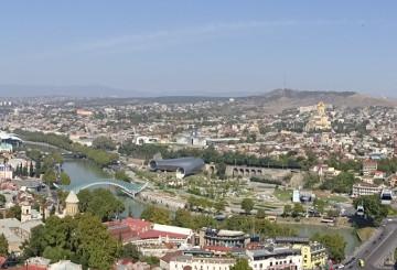 """Tiflis – die """"herrliche Stadt"""""""