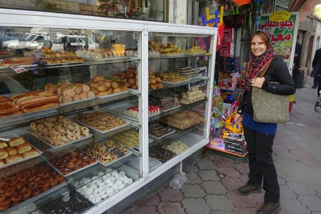 Persische Süßigkeiten