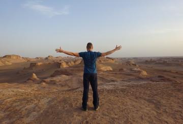 Kerman und die Wüste Lut