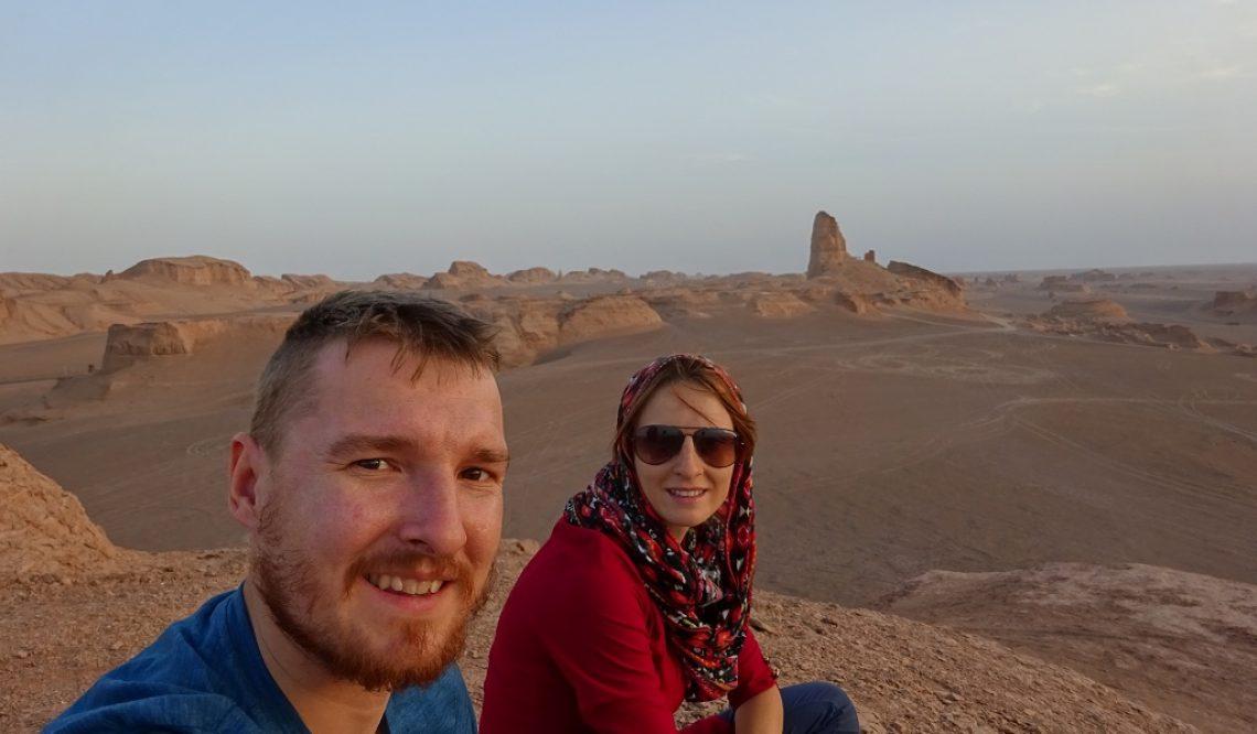 Backpacking im Iran