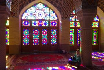 Shiraz, die Stadt der Dichter und Rosen