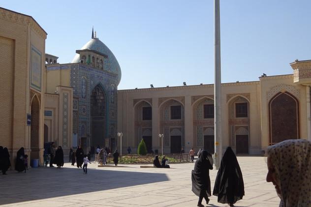 Heiliger Schrein in Shiraz