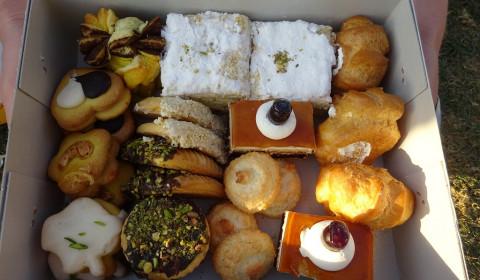 Süßigkeitenbox
