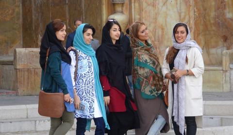 Moderne Iranerinnen