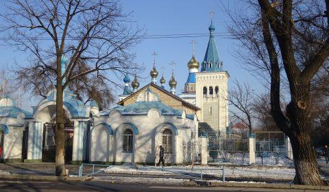 Kathedrale in Bischkek