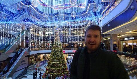 Shoppingcenter Bishkek Plaza