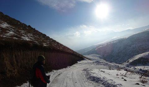 Zum Skigebiet Chunkurchak