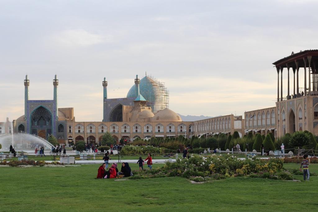 Isfahan- Imam Platz