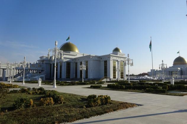 Palast in Ashgabat