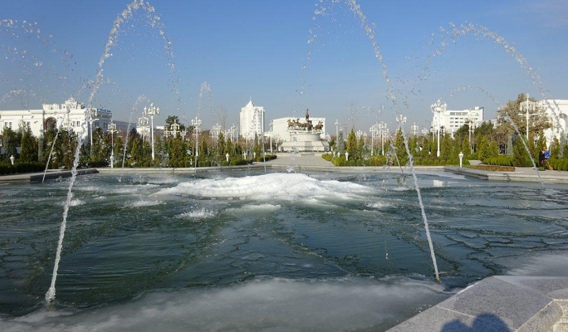 Turkmenistan in fünf Tagen