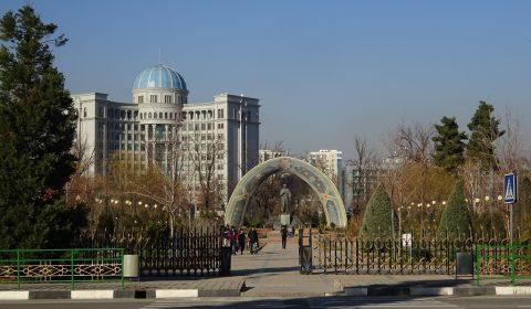 Rudaki Platz
