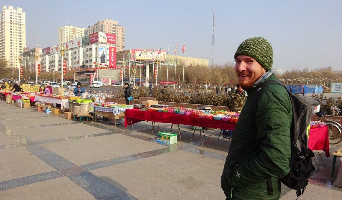 Unsere ersten Eindrücke von China