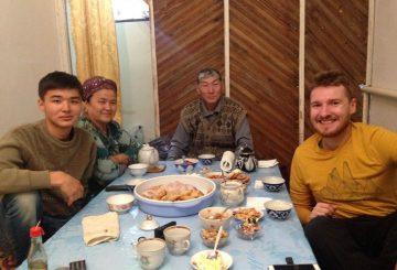 Willkommen in Usbekistan