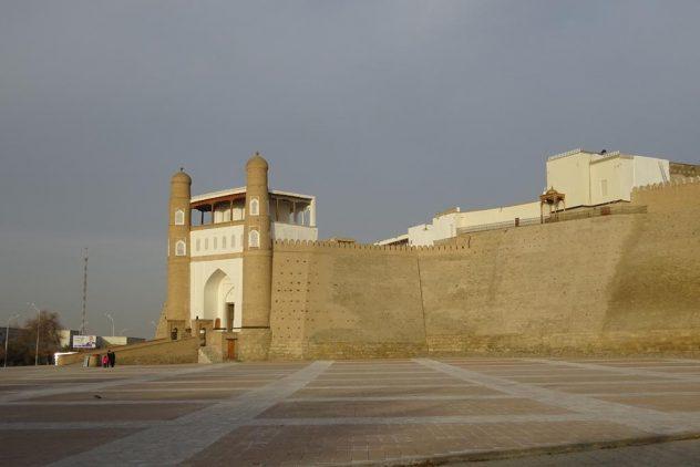 Ark von Buchara