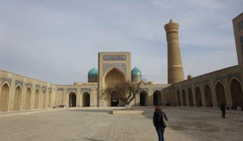 Moschee Masjidi Kalon in Buchara