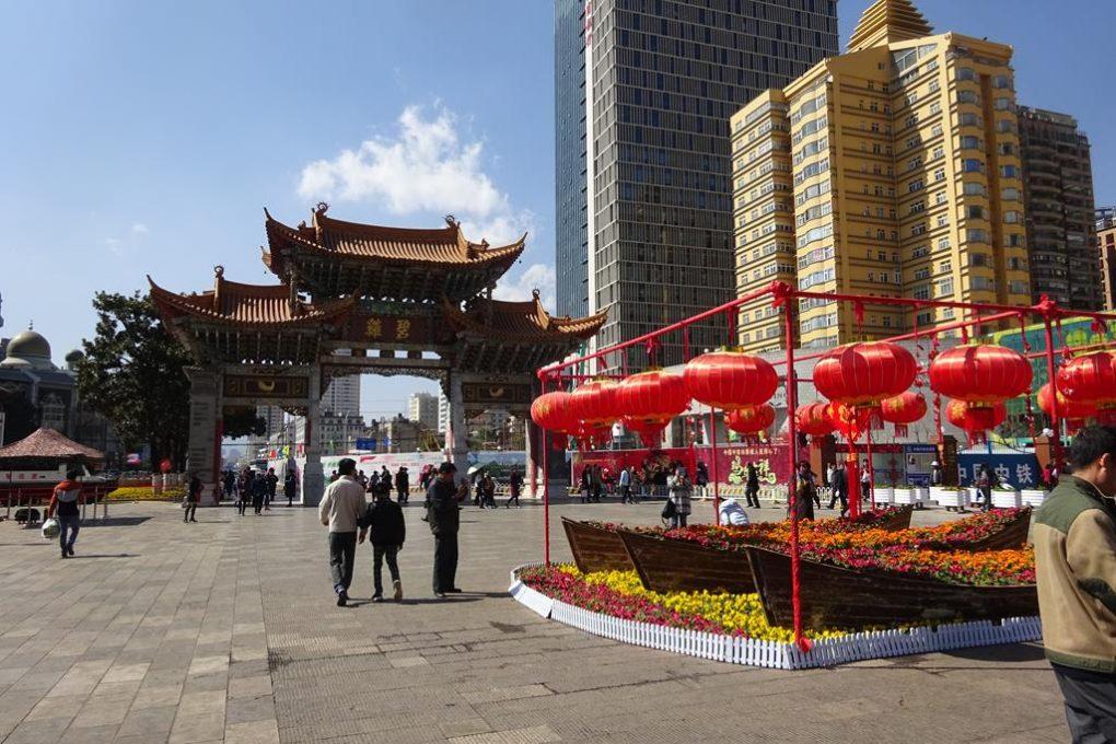 Innenstadt von Kunming