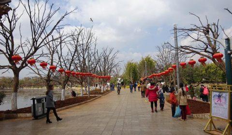 Park in Kunming