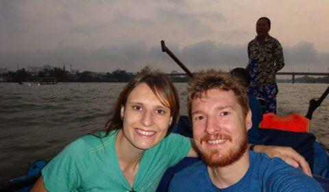 Bootstour auf dem Mekong