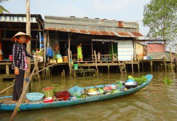 Im Mekong-Delta