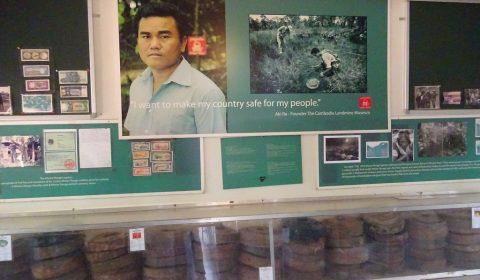Landminen-Museum