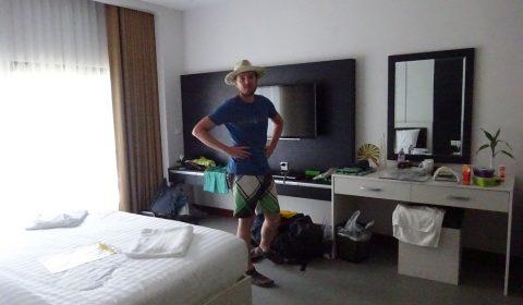 Hotelzimmer in Siem Reap