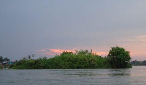 Die 4000 Inseln in Laos