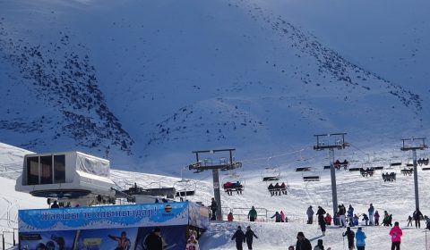 Skigebiet Ak Tash