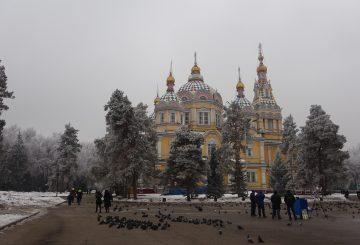 Almaty – ein Abstecher nach Kasachstan