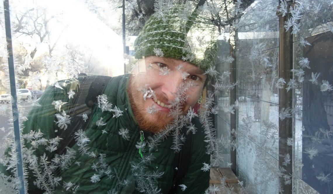 Eine Winterreise durch Zentralasien