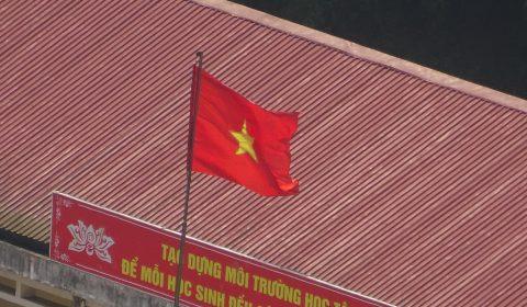 Vietnamesische Flagge